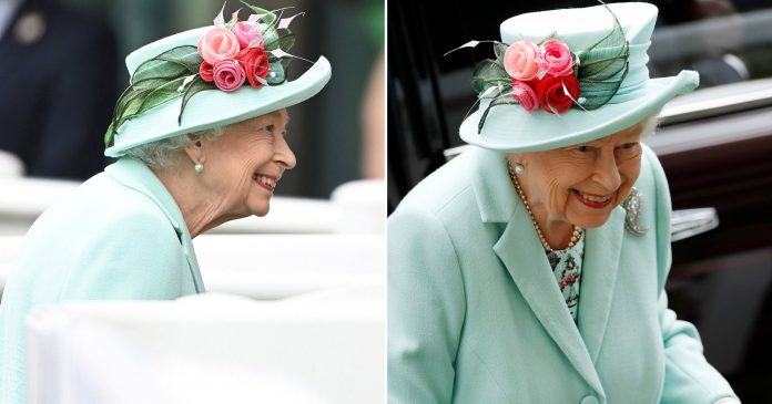 Royal Ascot 2021: The Queen arrives for a day at the races