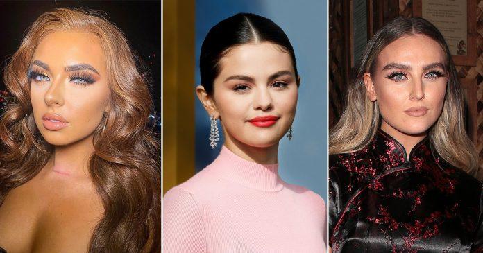 Stars who embrace their scars: Selena Gomez, Perrie Edwards, Demi Jones