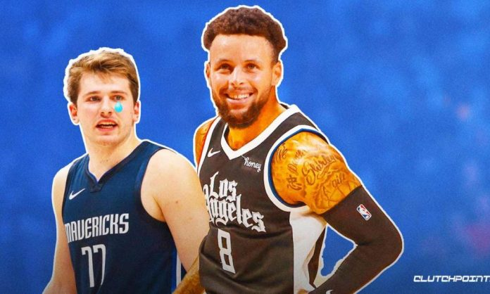 Clippers, Mavs, Marcus Morris, Stephen Curry