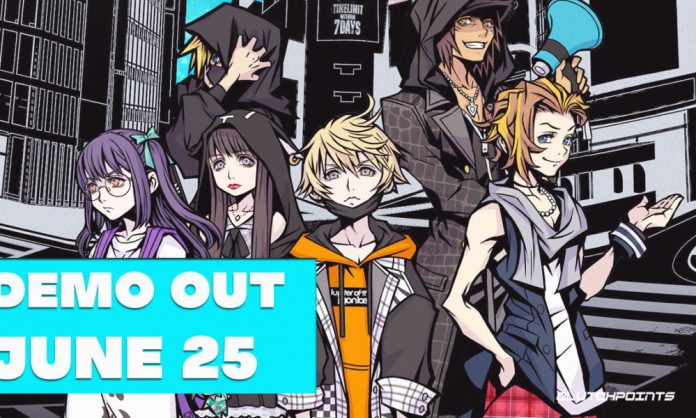 NEO: The World Ends With You demo
