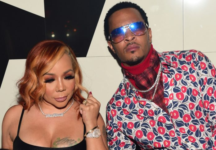 Tiny Harris Shares New Pics Of Her Lil Rider, Heiress Harris