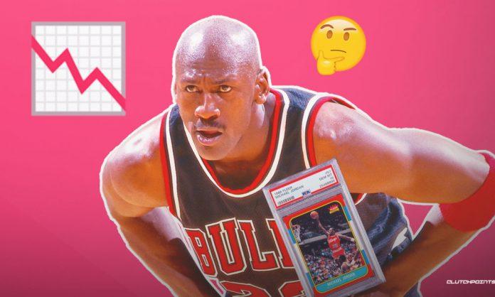 Michael Jordan rookie cards