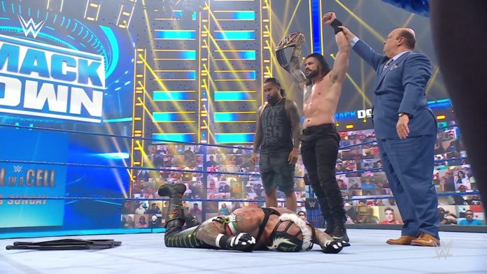 WWE SmackDown results, grades: Roman Reigns wins Hell In A Cell match