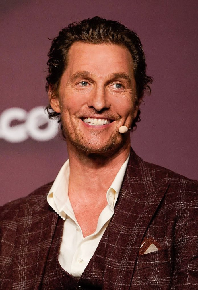Will Matthew McConaughey Join POLITICS? This is what he said!!!