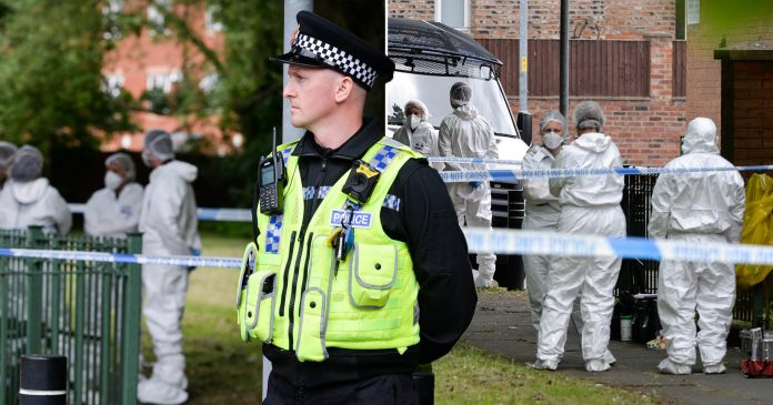 Woman arrested on suspicion of murder after body found in Manchester
