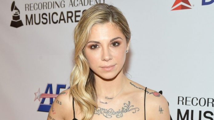 Christina Perri Updates Fans On Her Healing Process 7 Months After The Painful Loss Of Her Daughter