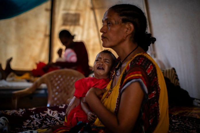 Civil war in Ethiopia has left 400,000 people facing famine, UN warns