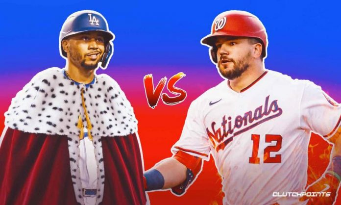 MLB, odds, prediction, pick, betting, Dodgers, Nationals