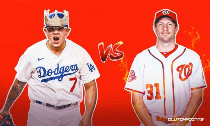 Dodgers, NAtionals, MLB, odds, betting, pick, prediction