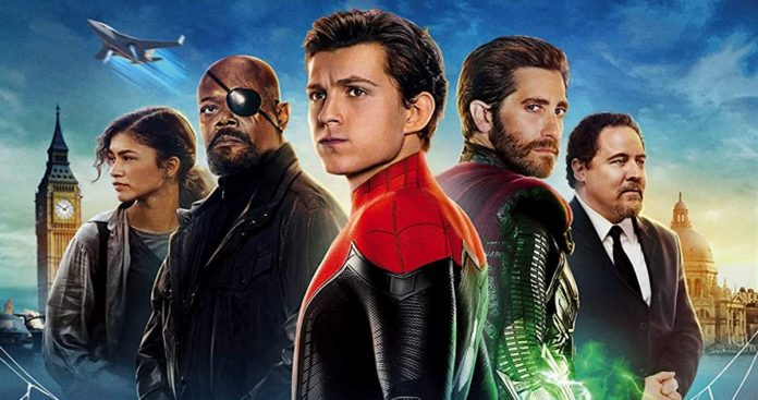 Far from Home, the Last MCU Movie to Hit Theaters, Was Released Two Years Ago