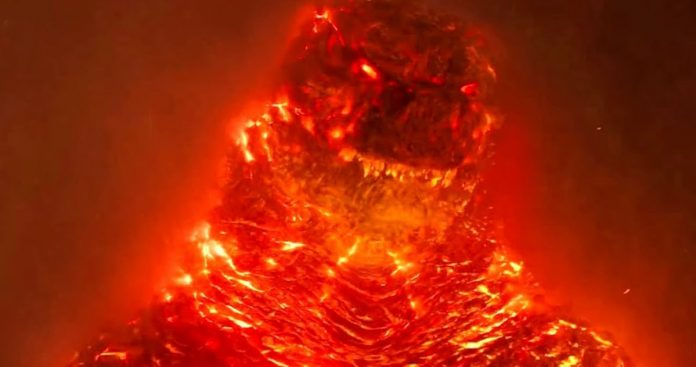 #Godzilla Trends After Burning Sea Video Emerges from the Gulf of Mexico