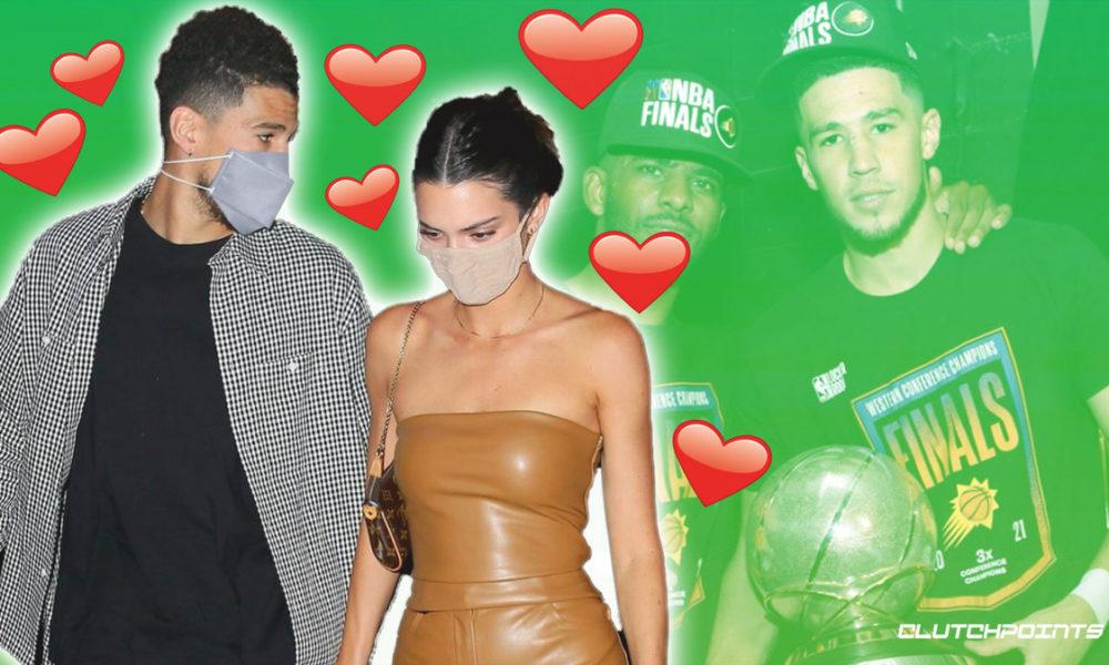 Suns, Kendall Jenner, Devin Booker