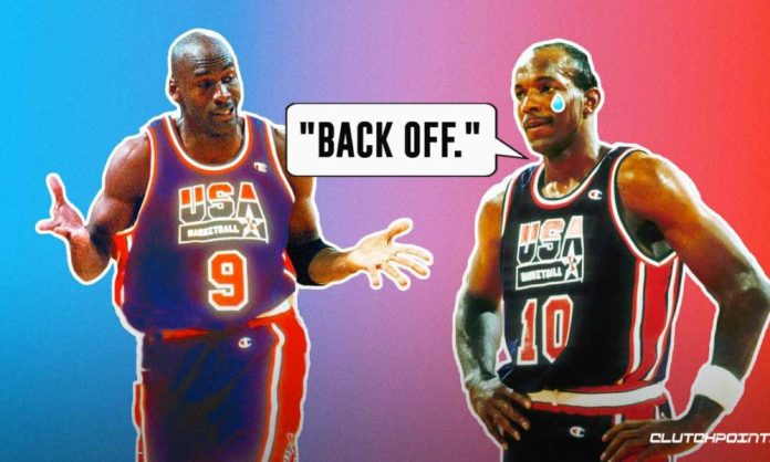 Michael Jordan, Clyde Drexler