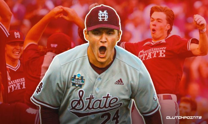 Mississippi State, Bulldogs, College World Series, Vanderbilt
