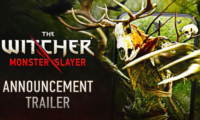 The witcher; monster slayer releases on Android and IOS