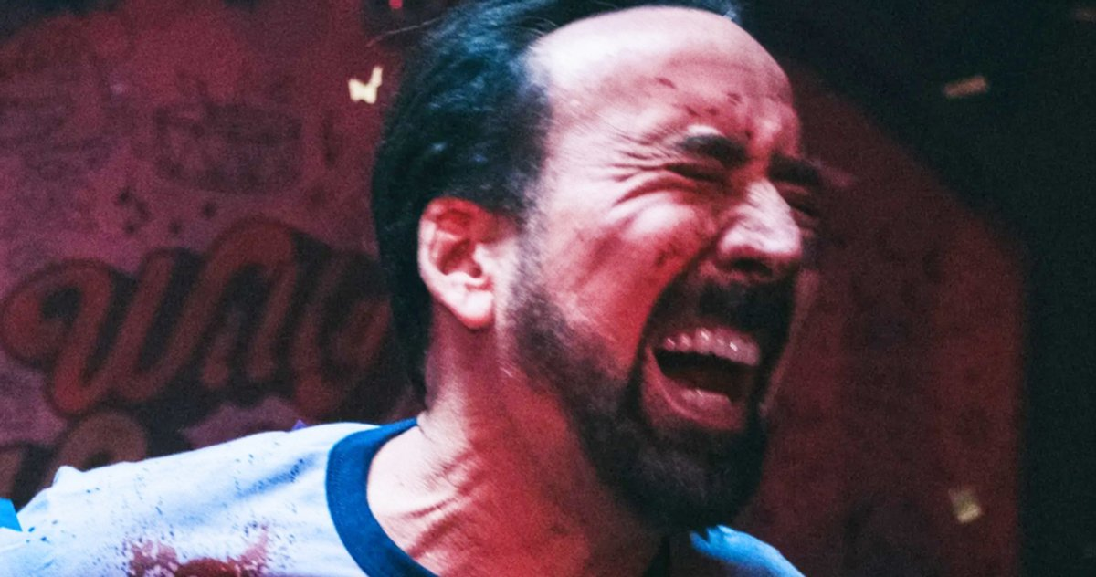 Nicolas Cage's Meta Movie The Unbearable Weight of Massive Talent Is Coming in 2022