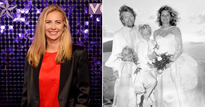 Richard Branson's daughter Holly identified as a boy for seven years