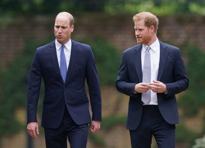 What time is the Prince William and Harry documentary on and how to watch