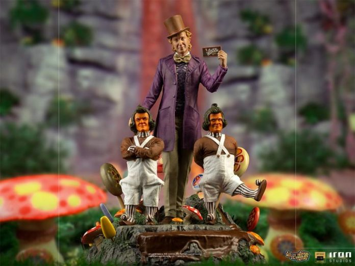 Willy Wonka and The Chocolate Factory' Celebrates 50th Anniversary